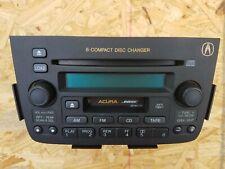 2001-2004 Acura Mdx Radio Bose 6-Disc Cd Changer Cassette 39101-S3V-A131-M1 Oem