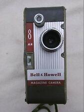 Vintage Bell & Howell 8mm Magazine Camera 172.