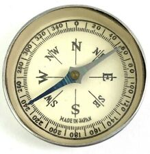 VINTAGE COMPASS MADE IN JAPAN WORKING