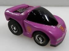 1980's Tonka Turbo Trickster #009 1984 Peugeot Quasar Concept Car Purple