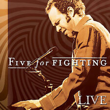 Five for Fighting Live 2007 Aware Records CD