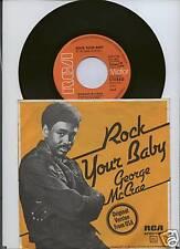 "7  "" George Mc Crae - Rock your Baby"