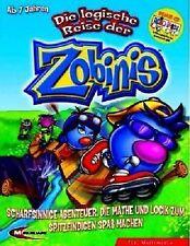 Die logische Reise der Zobinis ** PC CD-ROM ** BRANDNEU
