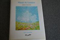 Harpe de Lumière Poème Illustré par 33 tableaux de l'auteur Littérature Suisse