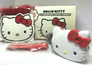 [RARE!! UNUSED] Hello Kitty 5.0 Megapixel Digital Camera From JAPAN #598