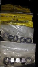 """McMaster 94252A715 5/8"""" - 11 Grade 8 Heavy Hex Nut ASTM A194 SS"""