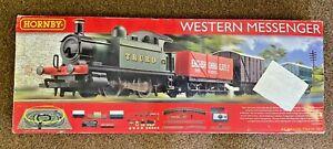 Hornby Western Messenger 00 Gauge Train Set - (LOU)