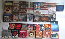 RED HOT CHILI PEPPERS COLLECTION LOT 74x ITEM CD Album & Single PROMO DIGIPACK