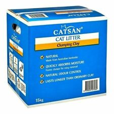 CATSAN 15kg Ultra Premium Cat Litter
