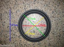 "1pcs 8"" inch Speaker 178C Rubber edge Speaker Surround woofer repair Kits"