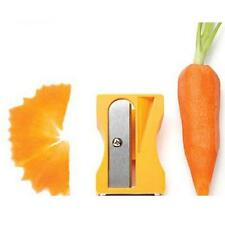 Hot Kitchen Carrot Slicer Cutter Vegetable Fruit Spiralizer Sharpener Peeler JJ
