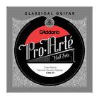 D'Addario CNN-3T Pro-Arte Clear Nylon Jeu de 3 cordes aigues pour guitare class