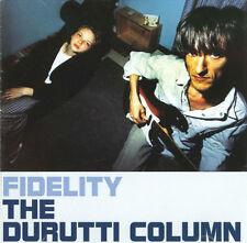 DURUTTI COLUMN - FIDELITY - CD