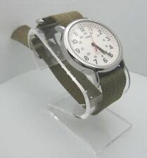 Men's Timex Indiglo 30m Water Resistant Analog Dial Casual Watch (B3)