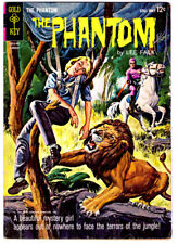 THE PHANTOM #6 in FN/VF condition a 1964 Gold Key jungle comic by Lee Falk