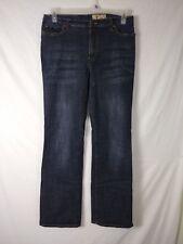"V Cristina Women's Jeans Dark Wash Cotton Blend Size 12 (31"")"