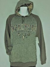 NEW Realtree Hoodie Camo Sweatshirt Jacket Hunting Pullover Coat Men's M Medium