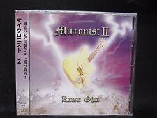 KATSU OHTA Micronist II JAPAN CD Wolf Animetal Galneryus Saber Tiger Ark Storm