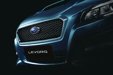 GENUINE SUBARU LEVORG CRYSTAL WHITE FRONT GRILLE MY17 SAVE $250 NEW