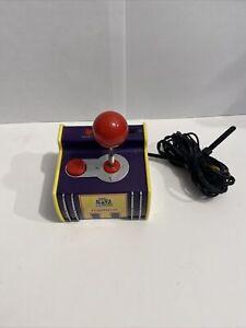 2003 Jakks Pacific Namco Classics 5-in-1 TV Games Plug N Play Joystick Pac Man
