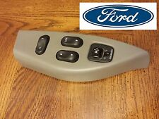 97-03 Ford F150 XLT Driver's Door Lock Window Mirror Control Switch Panel OEM