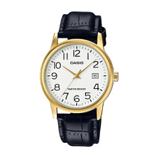 Casio MTP-V002GL-7B2UDF Leather Watch for Men