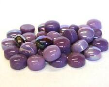 verre mosaïque tuile GOUTTES - Violet OPTIQUE gouttes