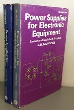 Power Supplies for Electronic Equipment. Volume 1:  Rectifiers, Inverters, and C