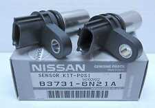 NEW GENUINE NISSAN T30 XTRAIL X-TRAIL CAM/CRANK SENSOR PAIR