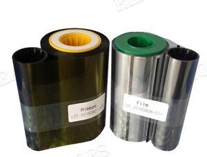 Compatible ribbon DIC10216&DIC10319T-Film for Matica/Edi secure XID Printer