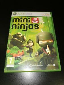 Mini Ninjas Microsoft Xbox 360 Kids Game