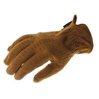 Garibaldi Venito summer gloves - Tobacco, Premium motorcycle, retro, vintage