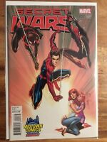 SECRET WARS 1, NM (9.4 - 9.6) 1ST PRINT, J SCOTT CAMPBELL MIDTOWN VARIANT