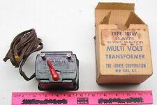Lionel ~ Toy Transformer Type 1011M
