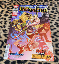 DC Universe Comics The Unexpected #7 2019 Dark Nights Metal New Age of Heroes!