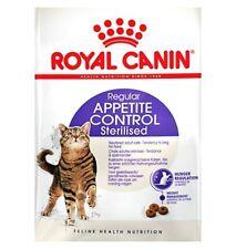 Royal Canin Sterilised Appetite Control - für korpulente kastrierte Katzen 10 kg
