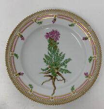 Royal Copenhagen Flora Danica 8 1/2� Plate Stunning!