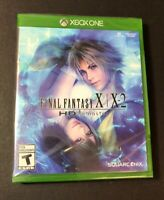 Final Fantasy X / X-2 [ HD Remaster ] (XBOX ONE) NEW
