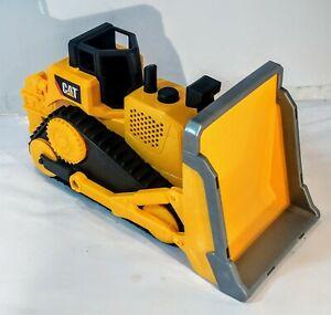 "Toy State cat motorized Bulldozer 13"" Long"