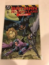 lot 2 Batman No Man's Land Gallery and Knight Gallery DC Comics VF/NM