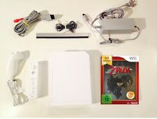 NINTENDO Wii KONSOLE ► Zelda Twilight Princess ► Controller + Nunchuck ► FUN PAK