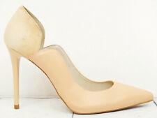 ZARA ♫ Damen Pumps Gr. 41 Echtleder Rot High Heels Shoe