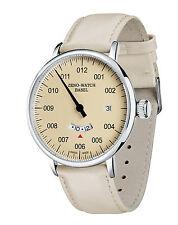 Zeno Watch einzeigeruhr GMT Quarzo con Data