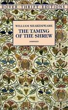 The Taming of the Shrew (Dover Thrift Editions) by William Shakespeare