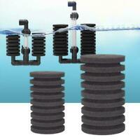 Aquarium Filterschwamm für Aquarium Luftpumpen Ersatz biochemischen M9W7