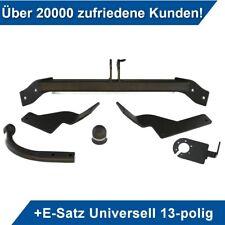 Für Fiat Fiorino III 225 08-16 Anhängerkupplung starr+ES 13p uni. Kpl AHK
