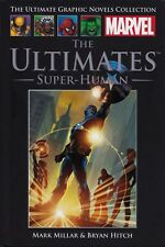 MARVEL GRAPHIC NOVELS COLLECTION #4 The Ultimates SUPER-HUMAN
