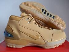 NIKE AIR ZOOM GENERATION LEBRON ASG QS ALL STAR GAME WHEAT SZ 9 [AQ0110-700]