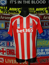 5/5 Stoke City adults L 2014 MINT football shirt jersey trikot soccer