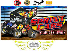 Sprint Cars: Road to Knoxville PC Digital STEAM KEY - Region Free